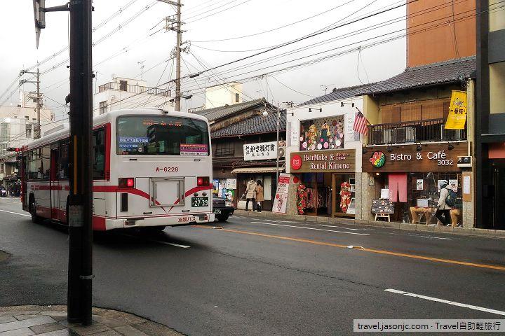 八坂通、三年坂(產寧坂)和清水坂散策 | 日本京都府京都市東山區